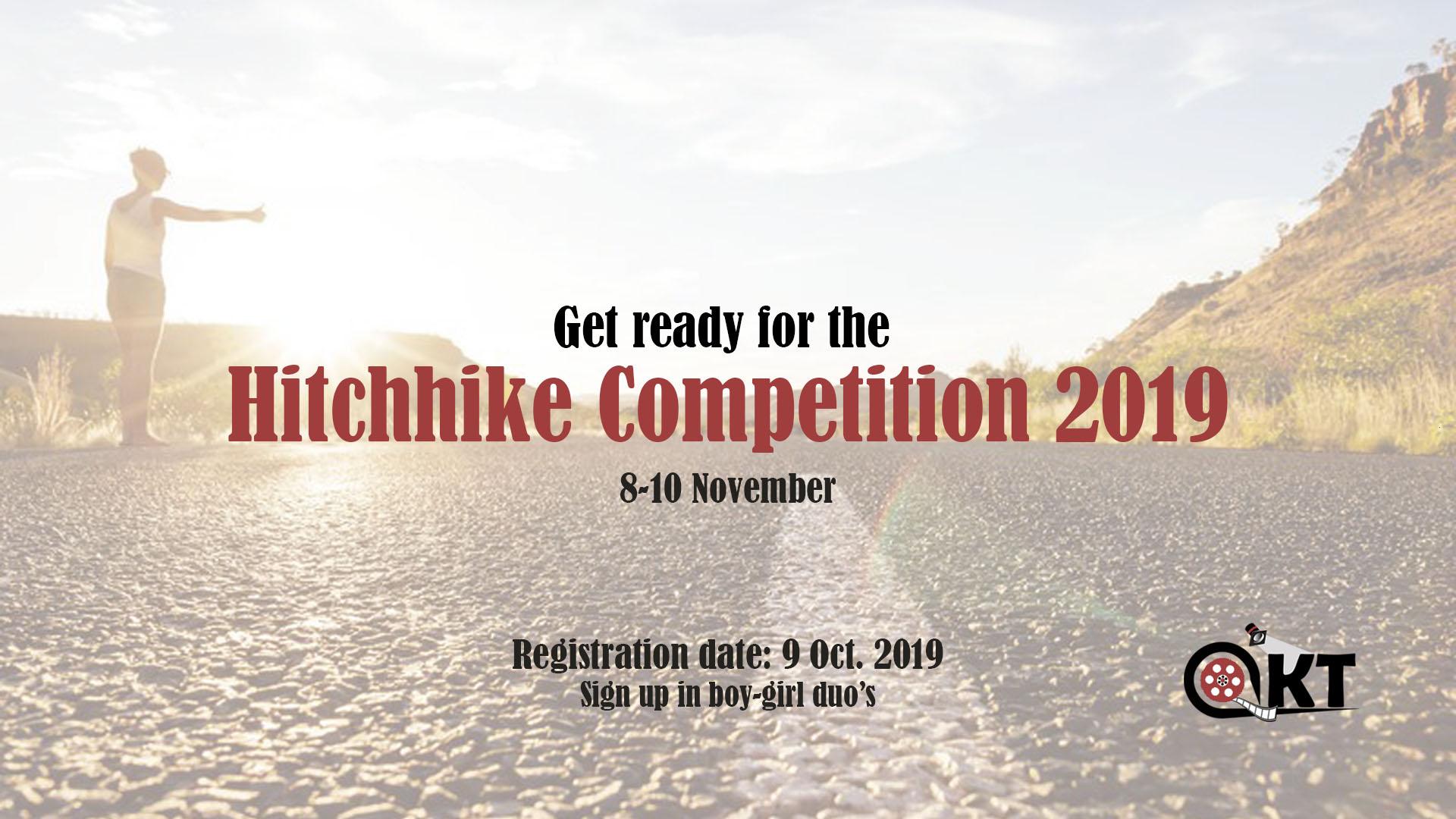 InterAKT: Hitchhike Competition!