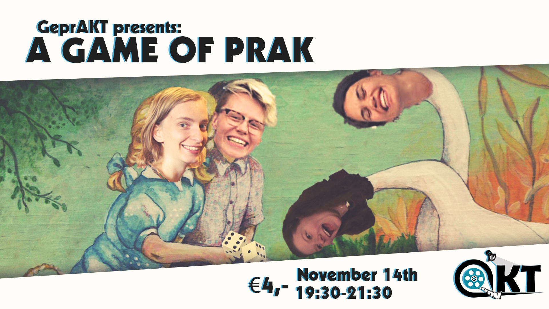 A Game of Prak – GeprAKT